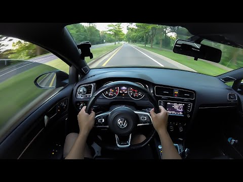 IS38 GTI POV Drive | Pop & Crackles