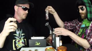 Grasshopper Vaporizer Demo by Vaporizer Wizard
