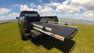 9. BEDSLIDE truck bed drawer system features and benefits