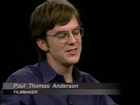 """Paul Thomas Anderson interview on  """"Boogie Nights"""" (1997)"""