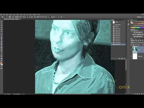 Adobe Photoshop Tutorial 26 - History and Art History Brush