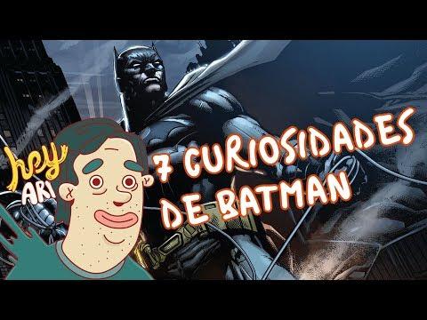 Frases sabias - 7 curiosidades de Batman que lo han hecho tan oscuro como es - Hey Arnoldo