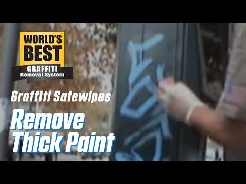 Thick Paint Pen off Parking Meter