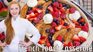 Very Berry French Toast by Tatyana's Everyday Food