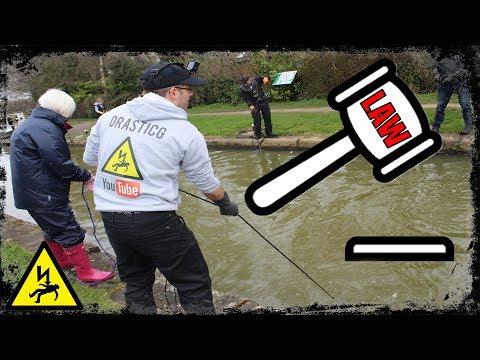 Magnet Fishing Laws (видео)