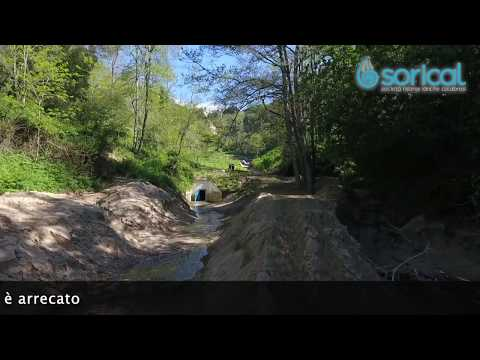 A rischio la sorgente Catano Barone: Sorical informa le autorità