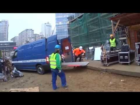 Badania na budowie