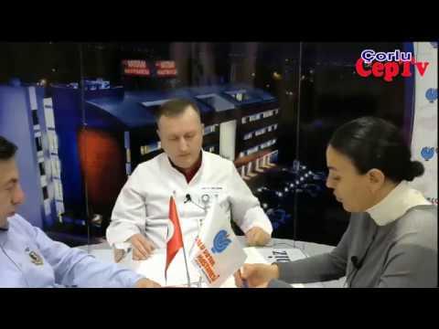 Eğitim - Çorlu CepTV - 13.04.2017 - Uzm.Dr. Fatih ÇEŞME -