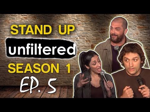 Standup Unfiltered - Season 1: episode 5