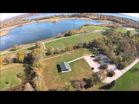 Colt State Park Drone Selfie