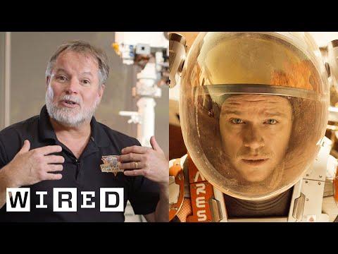 "NASA Scientists Fact-Check ""The Martian"""