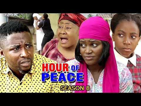 Hour Of Peace Season 8 - (New Movie) 2018 Latest Nigerian Nollywood Movie Full HD | 1080p