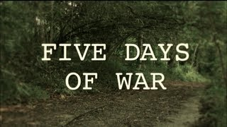 Nonton Five Days Of War Film Subtitle Indonesia Streaming Movie Download