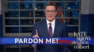 Video Can A President Pardon Himself? MP3, 3GP, MP4, WEBM, AVI, FLV November 2018