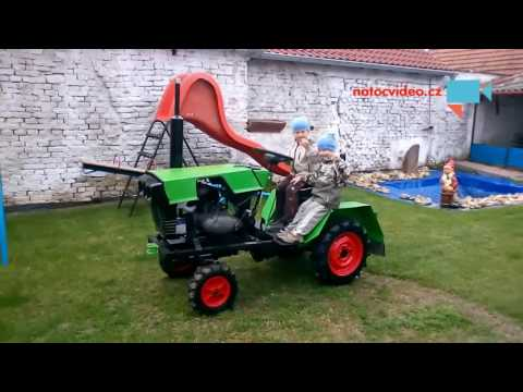 Malí traktorysti