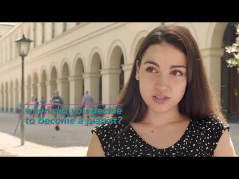 Who is Olga Scheps? - a short documentary