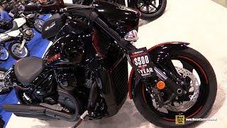 7. 2018 Suzuki Boulevard M109R Boss - Walkaround - 2018 Toronto Motorcycle Show