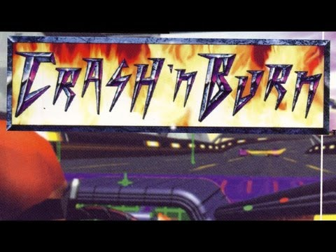 crash n burn 3do iso