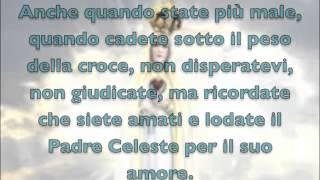Medjugorje Messaggio Della Madonna 2 Maggio 2013