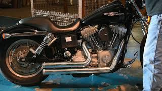 10. 2005 Harley-Davidson FXD Dyna Super Glide