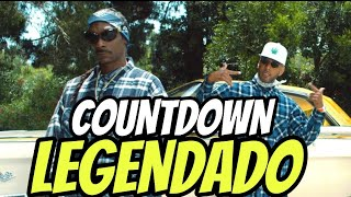 Snoop Dogg - Countdown (feat. Swizz Beatz) (Legendado)