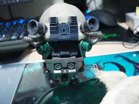 Speedleescustoms : Starcraft The Making of Tychus Findlay.wmv
