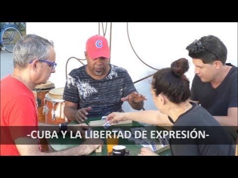 """Poemas cortos - """"El Asere Ilustrado"""", capítulo 1: Cuba y la libertad de expresión"""