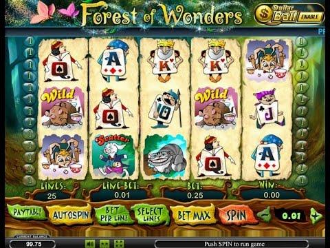 Лес чудес игровые автоматы играть бесплатно и без регистрации