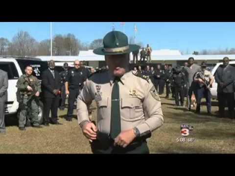 Louisiana sheriff calls out local gang