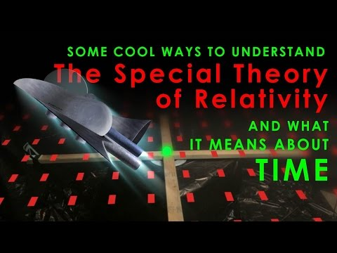 einsteins special theory of relativity and what it means about time and light explained by ryan chester