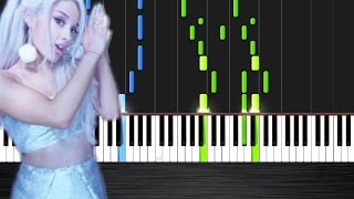 Ariana Grande - Focus - Piano Cover/Tutorial Ноты и М�Д� (MIDI) можем выслать Вам (Sheet music for p