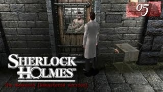 Sherlock Holmes (Video Games) - The Awakened [Remastered version] - Pt.5