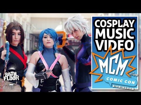 MCM Birmingham Comic Con March 2019 Cosplay Music Video