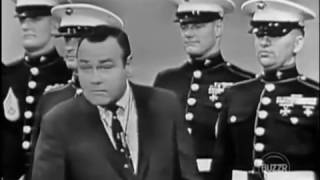 Video US Marines drill to commands of Jonathan Winters and four other civilians MP3, 3GP, MP4, WEBM, AVI, FLV September 2018