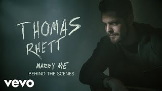 Video Thomas Rhett - Marry Me (Behind The Scenes) download in MP3, 3GP, MP4, WEBM, AVI, FLV January 2017
