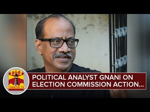 Political-Analyst-Gnani-welcomes-Election-Commission-Action-on-Voting-Postponed-in-Aravakurichi