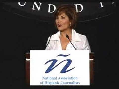 Gloria Campos Message @ 2007 NAHJ Noche de Triunfos Journalism Awards Gala