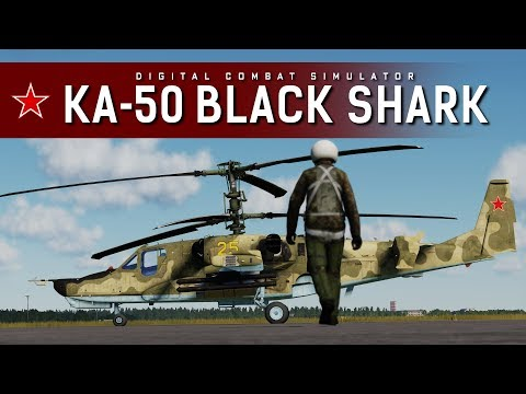 DCS: Black Shark 2 - 2018 Trailer