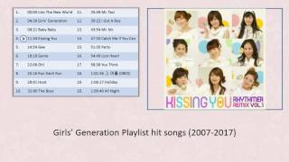 Video Girls' Generation 소녀시대 Playlist hit songs (2007-2017) MP3, 3GP, MP4, WEBM, AVI, FLV September 2018