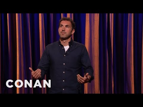 Mark Normand StandUp on Conan