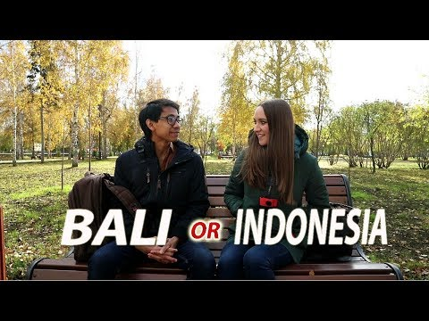 Bali Or Indonesia? -  RUSSIAN REACTION