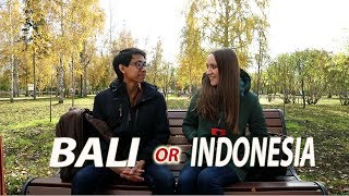 Video Bali or Indonesia? -  RUSSIAN REACTION MP3, 3GP, MP4, WEBM, AVI, FLV Desember 2018