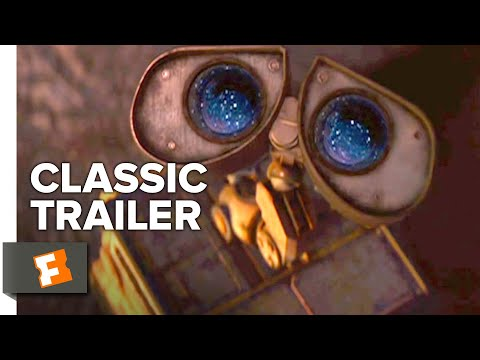 WALL-E (2008) Trailer #1 | Movieclips Classic Trailers