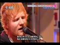 Download Video Ed Sheeran - Castle On The Hill (TV Performance )