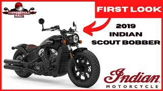 10. 2019 Indian Motorcycle Scout Bobber | First Look