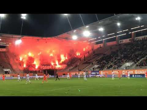 Wideo: Race w sektorze Pogoni na stadionie w Lubinie