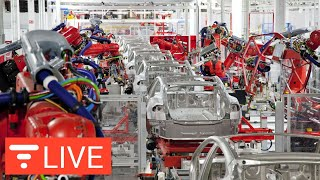 Video Tesla Shuts Down Model 3 Production - Is This a Good Thing? [LIVE] MP3, 3GP, MP4, WEBM, AVI, FLV Maret 2018