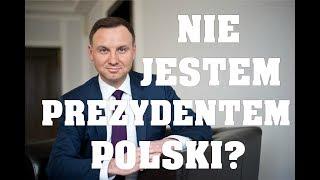 Andrzej Duda zdemaskował samego siebie w Oświęcimiu.