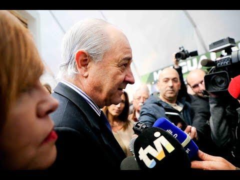 Saúde: Declarações de Rui Rio na visita ao Centro Hospitalar Vila Nova de Gaia Espinho