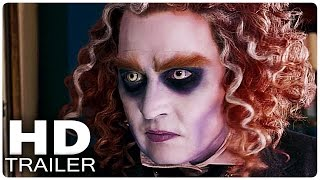 ALICE Through the Looking Glass Trailer 2 (2016)